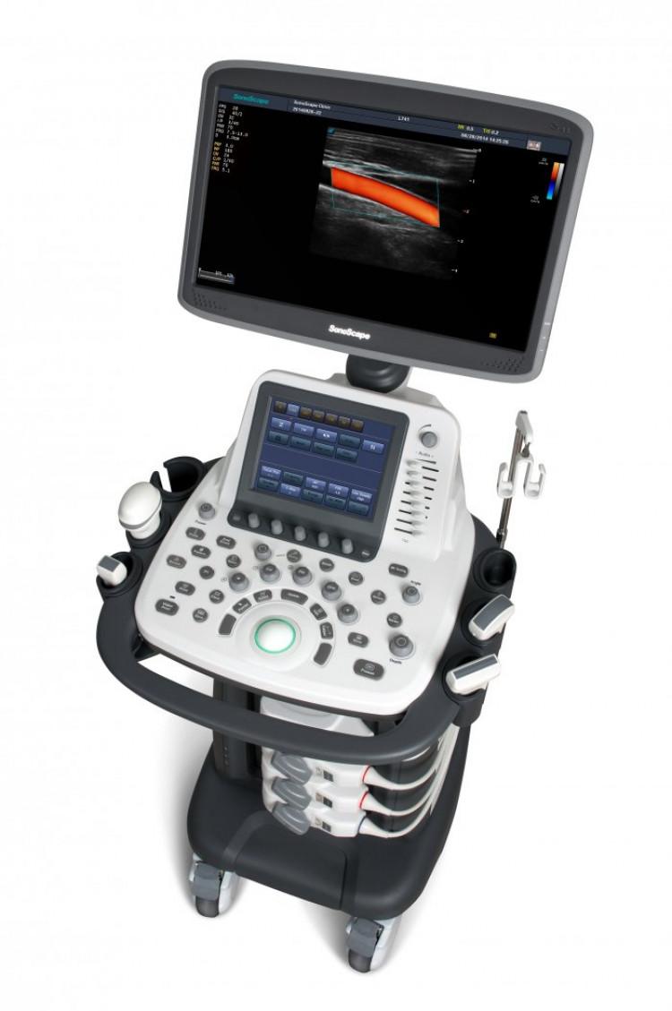 УЗИ-аппарат SonoScape S20Exp
