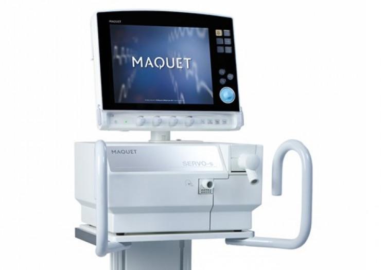 Аппарат ИВЛ Maquet Servo-S