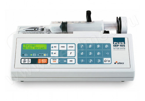 Инфузионная помпа Aitecs SEP-10S Plus